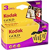 EASTMAN KODAK COMPANY KOD 6033971 GOLD 200/24EXP 3PACK GB 135-