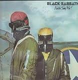 Never Say Die LP (Vinyl Album) UK Vertigo 1978
