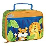 Stephen Joseph Lunch Box - Boy Zoo