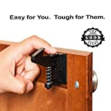 Child-Safety-Cabinet-Latches-4-Pack-Quick-Easy-Install-No-Tools-No-Drilling-No-Measuring-3M-Universal-Baby-Proofing-Locks