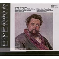 Mussorgsky: Pictures at an Exhibition, Night on a Bold Mountain & Borodin: Polovtsian Dances