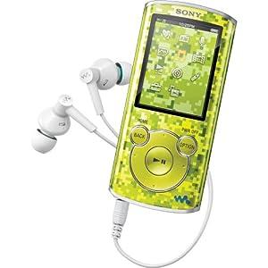 Sony NWZE464GRN Walkman MP3 player