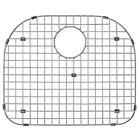 """Vigo VGG1915 Kitchen Sink bottom Grid 19"""" x 15"""", Chrome"""