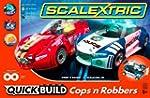 Scalextric 1:32 Scale Quick Build Cop...