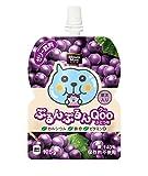 ミニッツメイド ぷるんぷるんQoo ぶどう味 125g パウチ×6本