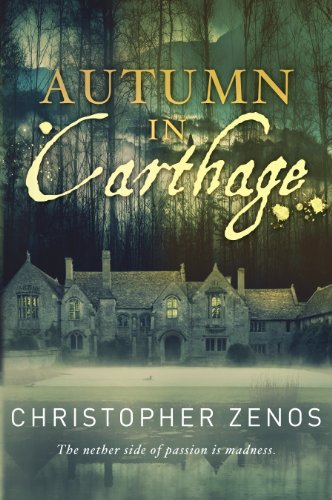 A Fantastic Hybrid of Literary Fiction And Sci-Fi: Autumn in Carthage by Christopher Zenos – Now 99 Cents For a Limited Time