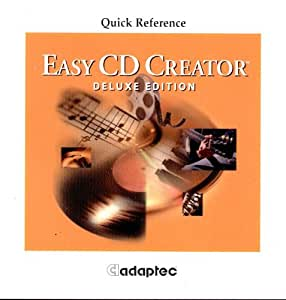 a introduction of adaptec easy cd creator Roxio easy cd creator 510 basic this will work with the older ide interface  drives.