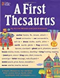 A First Thesaurus