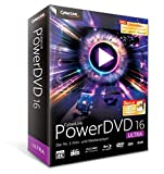 Software - CyberLink PowerDVD 16 Ultra