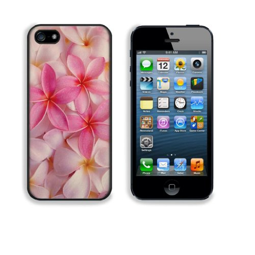 Tropical Pink Plumeria Flowers Apple iPhone 5C Snap Cover Case Premium Leather Customized Made to Order Support Ready 4 15/16 inch (125mm) x 2 7/16 inch (62mm) x 4/8 inch (12mm) Liil iPhone5C Professional Cases Touch Accessories Graphic Covers Designed Model HD Template Designed Wallpaper Photo Jacket Wifi 16gb 32gb 64gb Luxury Protector Wireless Cellphone Cell Phone