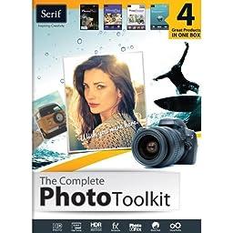 Serif Complete Photo Toolkit Windows PC