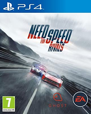 Need For Speed: Rivals (PS4) by Electronic Arts