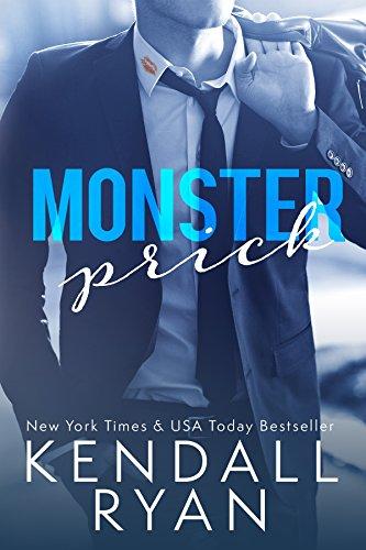Monster Prick (An Older Brother's Best Friend Romance) PDF