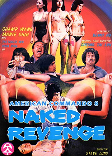 American Commando 8 - Naked Revenge on Amazon Prime Video UK
