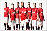 Shopolica Manchester United FC Poster (Manchester-United-FC-Poster-1478)
