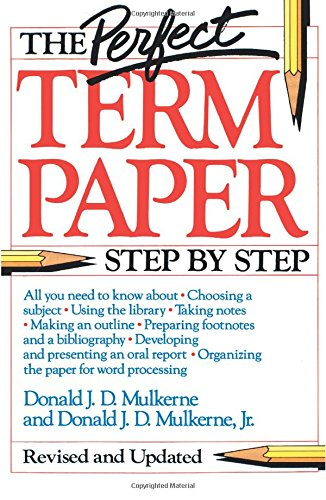 book terminology end paper