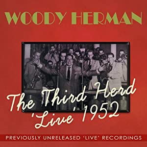 The Third Herd 'live' 1952