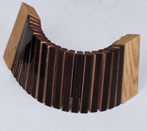 Rhythm Band School Children Musical Instruments Leather Wooden strips Large kokiriko