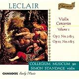 V.1: Violin Ctos.