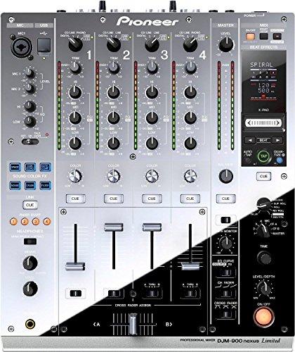 Pioneer Pro DJ DJM-900NXS-M Professional DJ Mixer (Pioneer Djm 900 Platinum compare prices)
