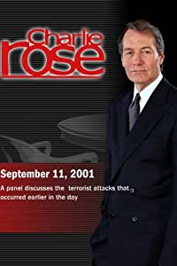 Charlie Rose with Wesley Clark & Samuel Berger & Richard Holbrooke & Ephraim Sneh; Judith Miller & Steve Emerson & Thomas Clancy (September 11, 2001)