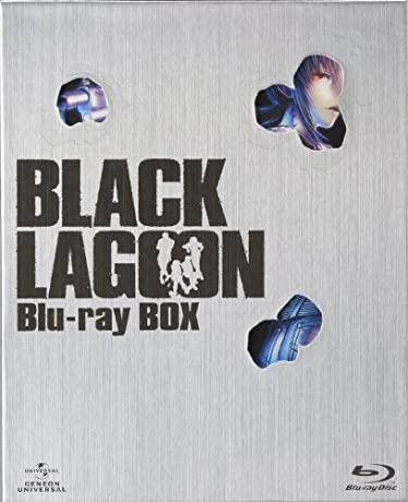 BLACK LAGOON Blu-ray BOX (初回限定版)