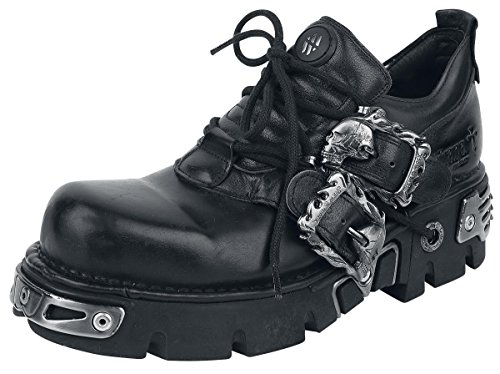 Gothicana by EMP New Rock Skull Scarpe nero EU44