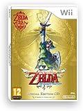 The Legend of Zelda : Skyward Sword + Symphony Concert CD - édition spéciale