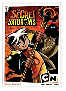 Cartoon Network: Secret Saturdays: Volume One