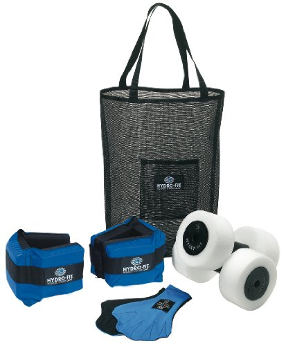 HYDRO-FIT Kit with Easy-Close HYDRO-FIT Mini Cuffs O/S Multi fit 77309