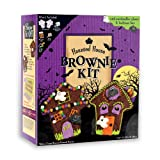 51yirYV7tpL. SL160  Brand Castle Crafty Cooking Haunted House Brownie Kit, 20.5 Ounce Box