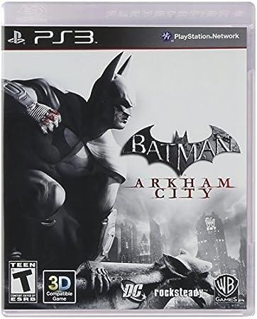 Batman: Arkham City for Playstation 3 by Warner Bros