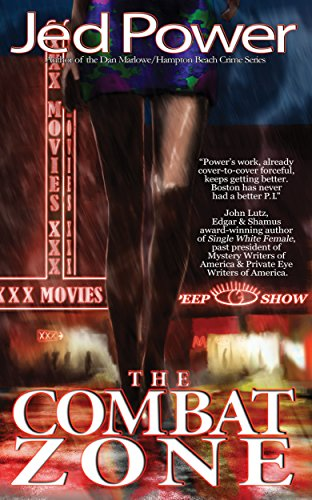 The Combat Zone by Jed Power ebook deal