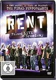 Rent - Filmed Live on Broadway  (OmU) [Edizione: Germania]