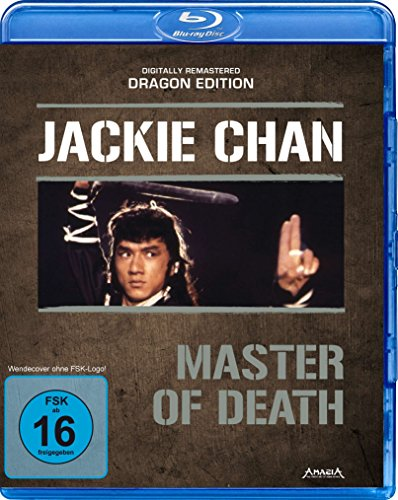 Jackie Chan - Master of Death/Dragon Edition [Blu-ray]