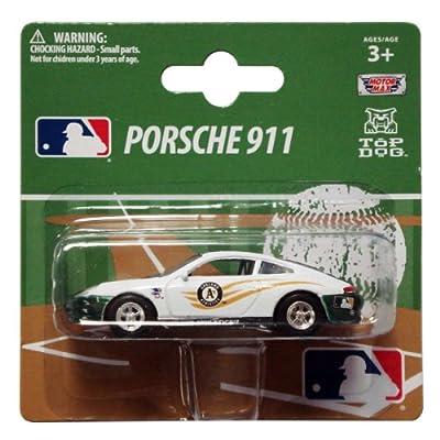 MLB Oakland Athletics 1:64 Scale Porsche Diecast Replica