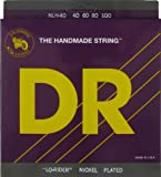 DR Strings Electric Bass - Lo-Riders Nickel Plated Lite, .040-.100, NLH-40