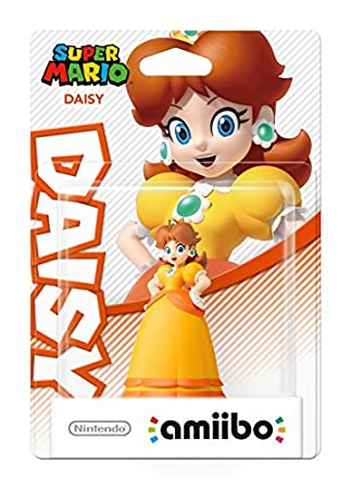 Nintendo - Figura amiibo Daisy (Colección Mario)