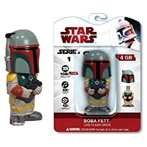 Star Wars Boba Fett USB Flash Drive