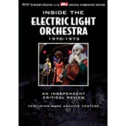 Inside The Electric Light Orchestra 1970-1973