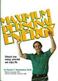 img - for Maximum personal energy: Unleash your energy potential and enjoy life book / textbook / text book