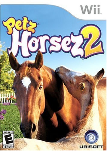 Petz Horsez 2 - Nintendo Wii (Animal Games For Wii compare prices)
