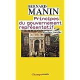 Principes du gouvernement repr�sentatifpar Bernard Manin