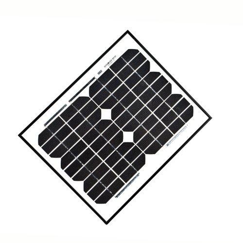 Aleko® Lm109 Solar Panel For Gate Opener 10W 24V