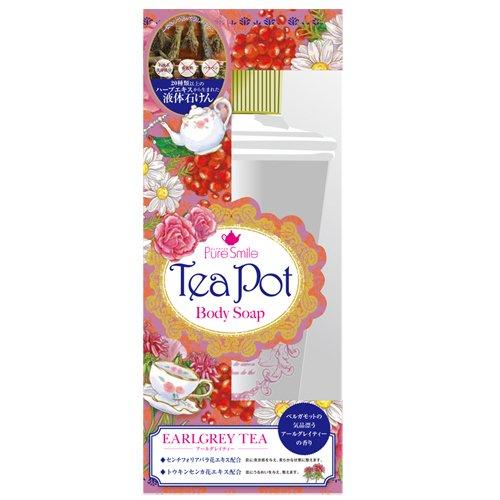 ピュアスマイル Tea Pot ティーポットソープ アールグレイティー 500ml