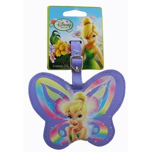 Amazon.com: Disney Fairies TINKERBELL Luggage Tag