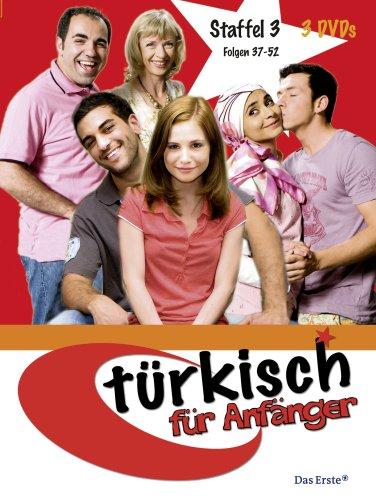 Türkisch für Anfänger - Staffel 3 [3 DVDs]