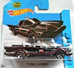 Hot Wheels 2014 HW City TV SERIES BAT...