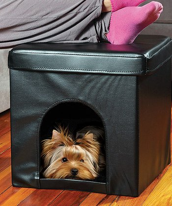 Collapsible Pet Ottoman