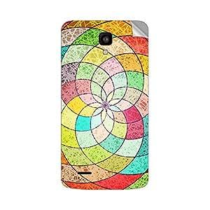 Garmor Designer Mobile Skin Sticker For Lava EG932 - Mobile Sticker